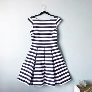 Kate Spade Striped Mariella Dress Size 4